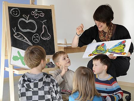 English Speaking Early Childhood Educator/Assistant in Brandenburg (m/f, part time/full time)